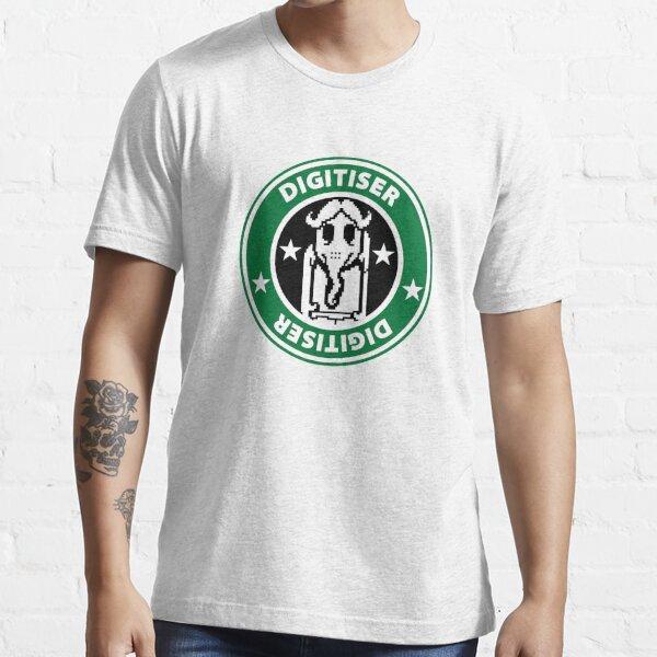 Digitiser Coffee Shop Essential T-Shirt