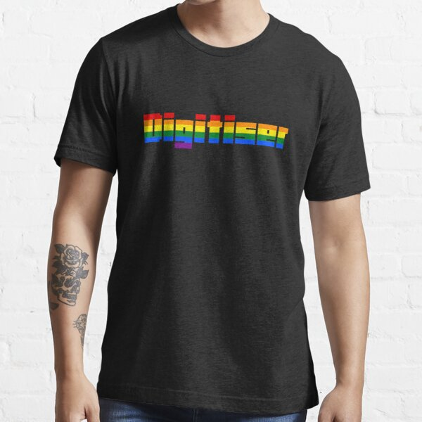Digitiser Pride Essential T-Shirt