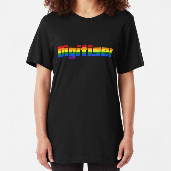 Digitiser Pride Slim Fit T-Shirt