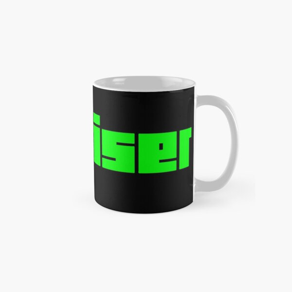 Digitiser Classic Logo Classic Mug