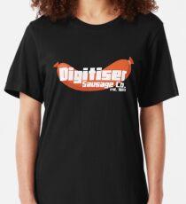 Digitiser Sausage Co. Slim Fit T-Shirt