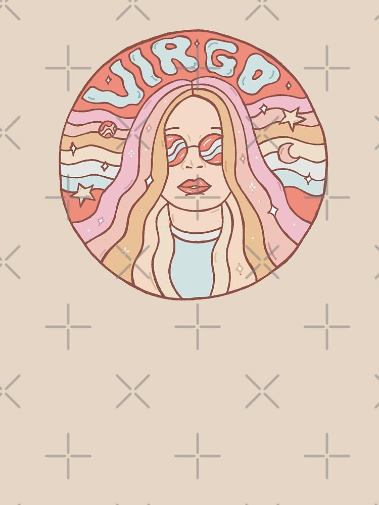 Virgo by doodlebymeg