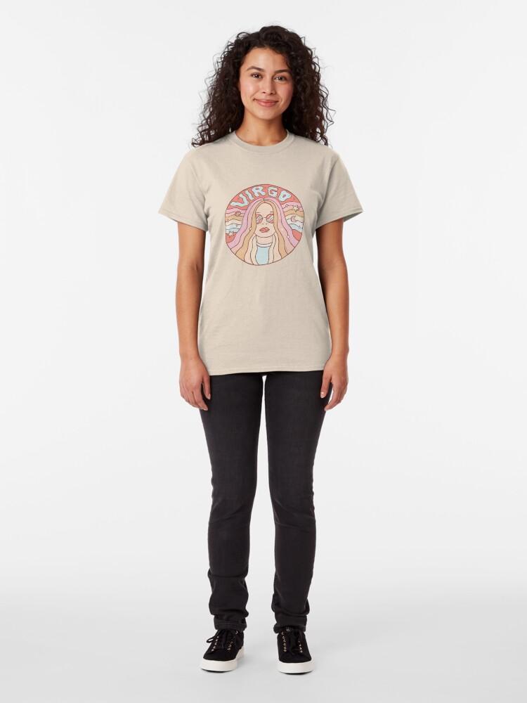 Alternate view of Virgo Classic T-Shirt