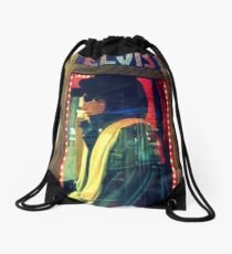 The King of  Fortune Tellers Drawstring Bag