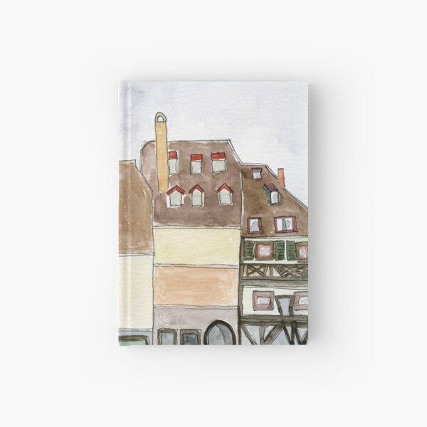 From a distance, part 3 Hardcover Journal