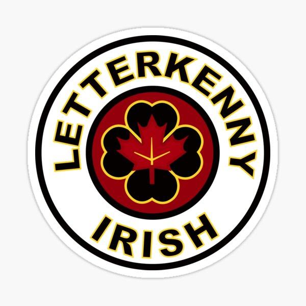 letterkenny Irish Sticker