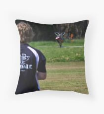 LDMFA Heli Pilot - Jake Throw Pillow