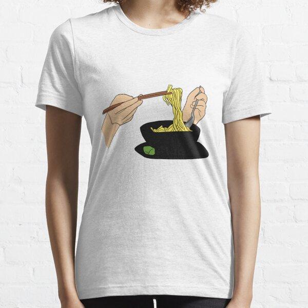 Eating Noodles Essential T-Shirt
