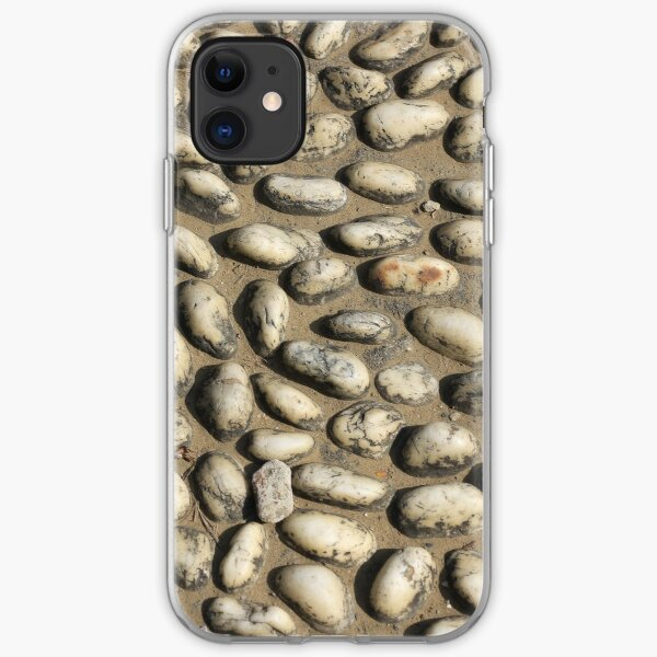Walk barefoot to feel the full effect iPhone Soft Case