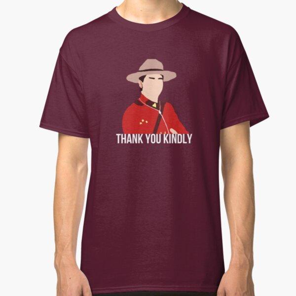 its not a bad shirt its just Canadian Classic T-Shirt