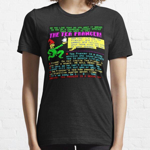Tea Prancer Essential T-Shirt