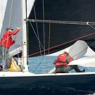 Onboard Gefion by wolftinz