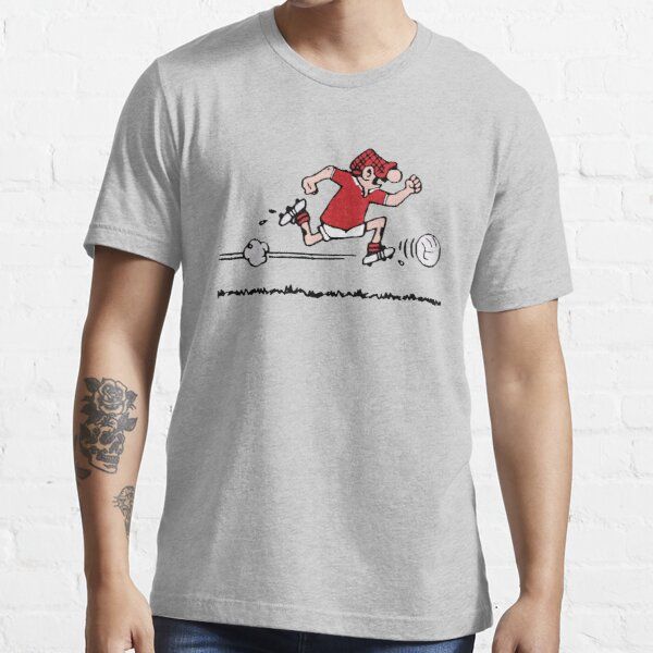 ANDY CAPP FOOTBALL Essential T-Shirt