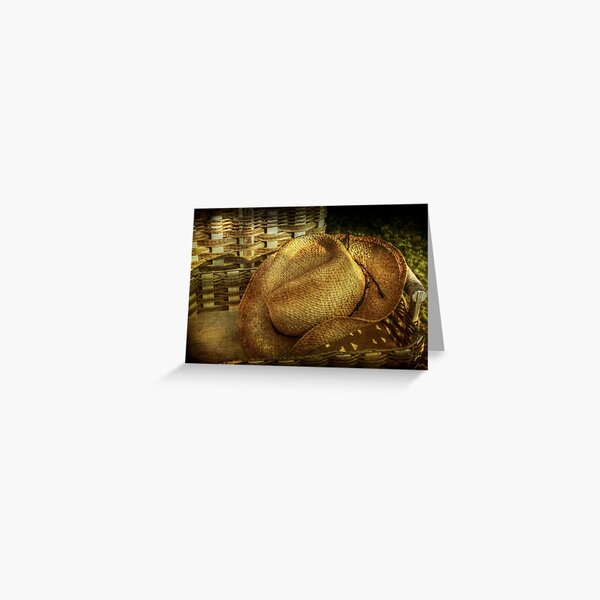 Woven in Tradition Greeting Card