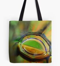 Through A Glass Brightly Tote Bag