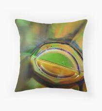 Through A Glass Brightly Throw Pillow