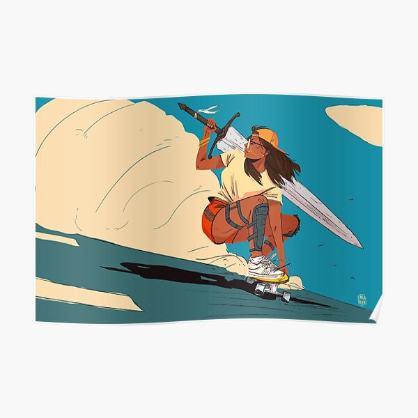 Sword and Board  Poster