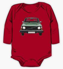 Body de manga larga para bebé Volvo 244