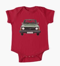Volvo 244 One Piece - Short Sleeve