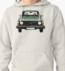 Volvo 244 Pullover Hoodie