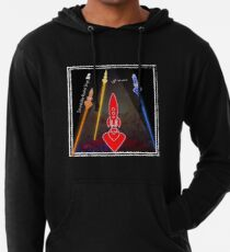Interstellar Rocket Ships inc. Badge - Blast-off Lightweight Hoodie