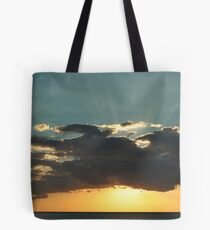 Shining With Love Tote Bag