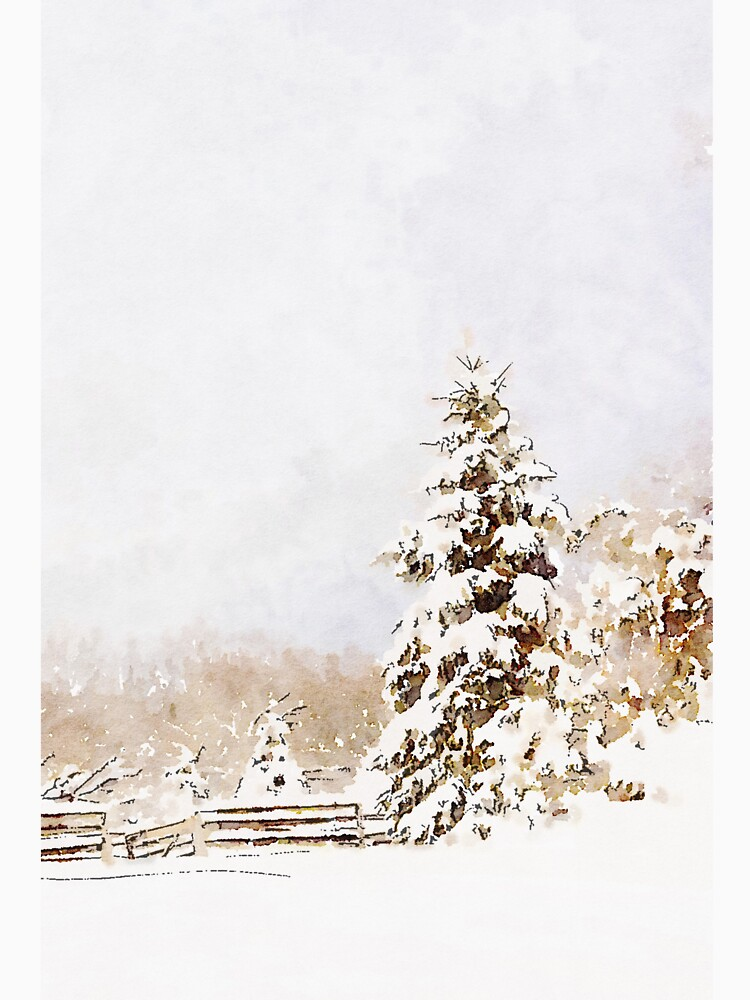 A Winter Sentinal by douglasewelch