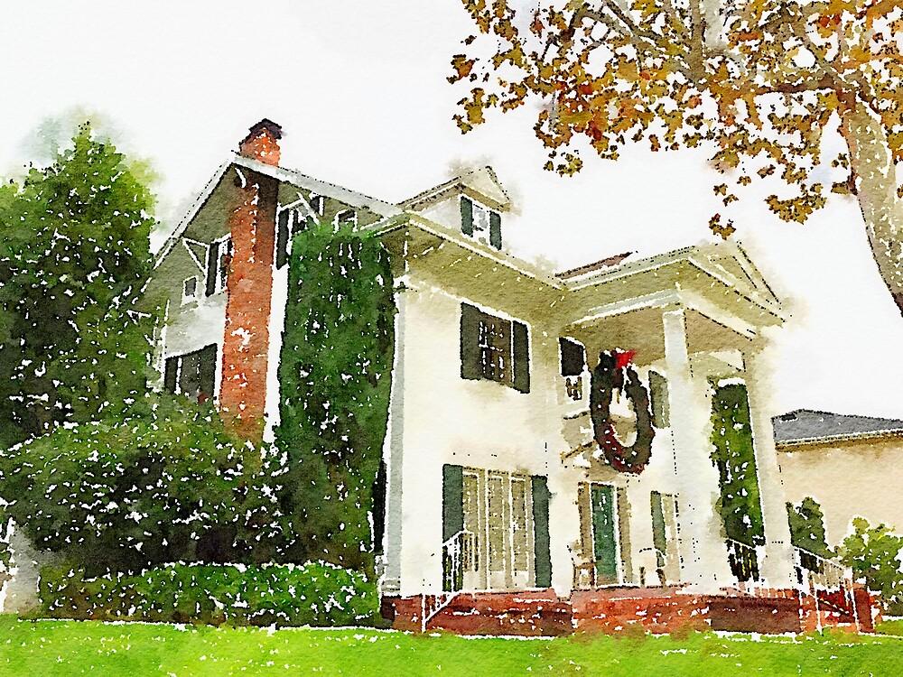 California Christmas by Douglas E.  Welch