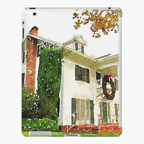 California Christmas iPad Snap Case