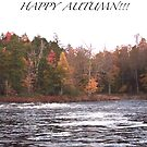 HAPPY AUTUMN by linmarie