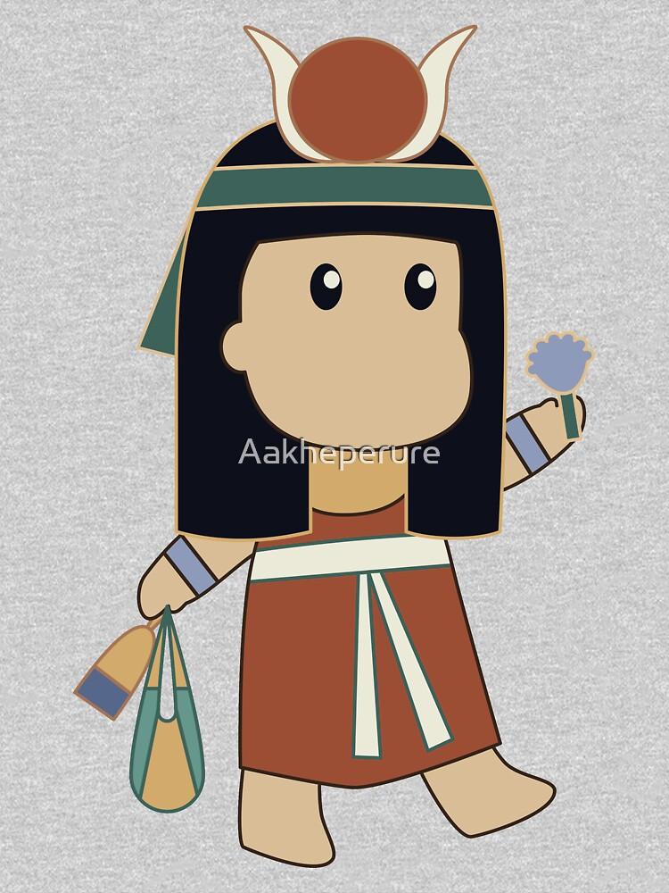 Tiny Hathor by Aakheperure