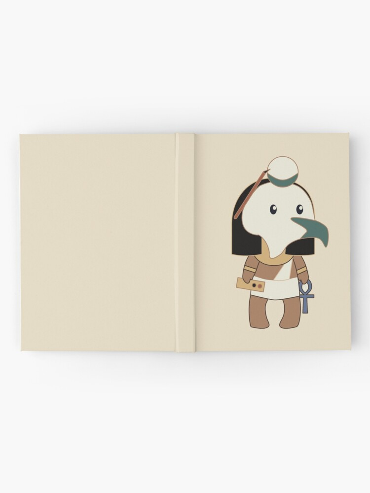 Alternate view of Tiny Thoth Hardcover Journal