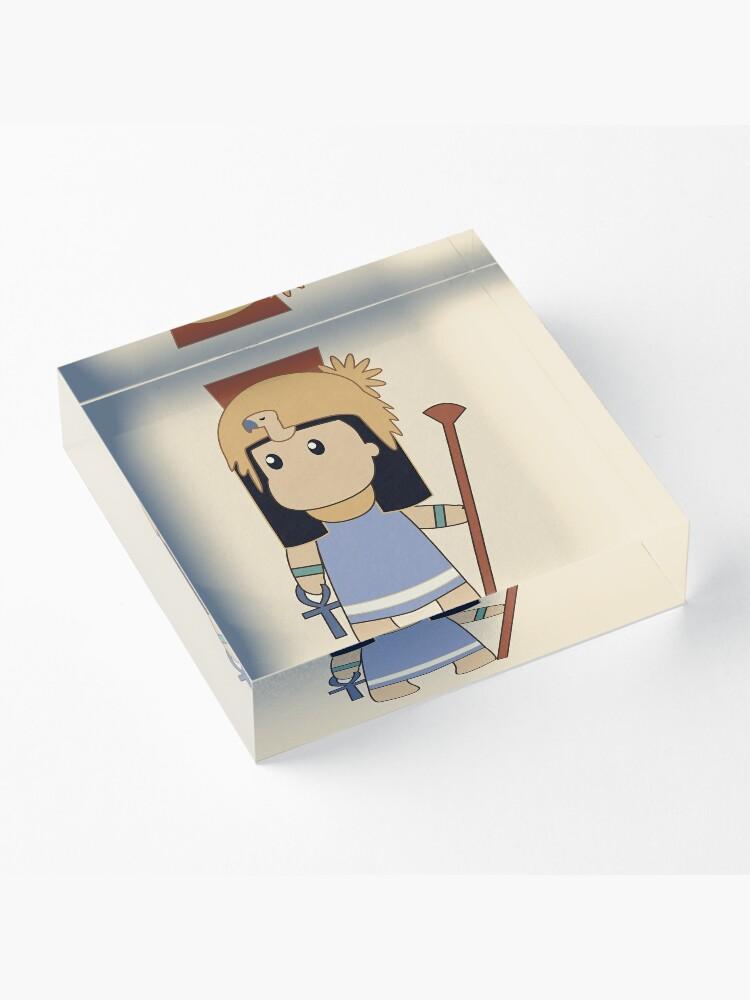 Alternate view of Tiny Mut Acrylic Block