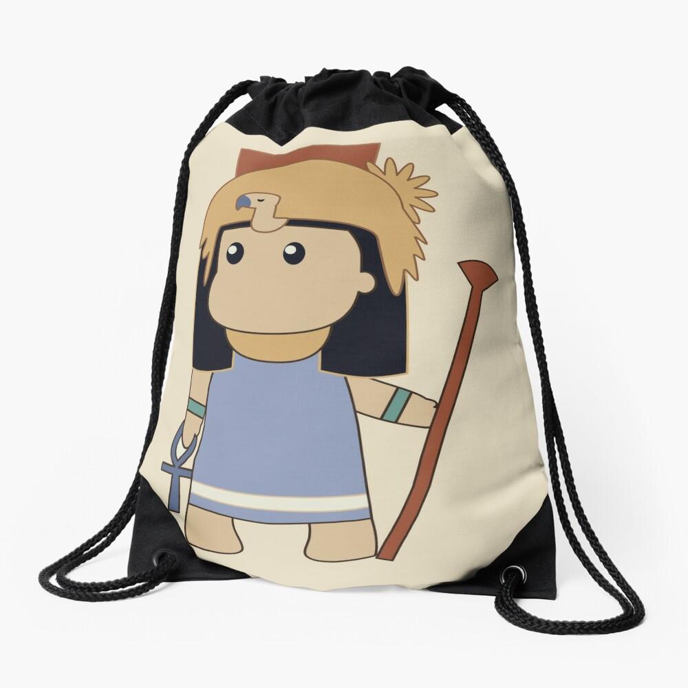 Tiny Mut Drawstring Bag