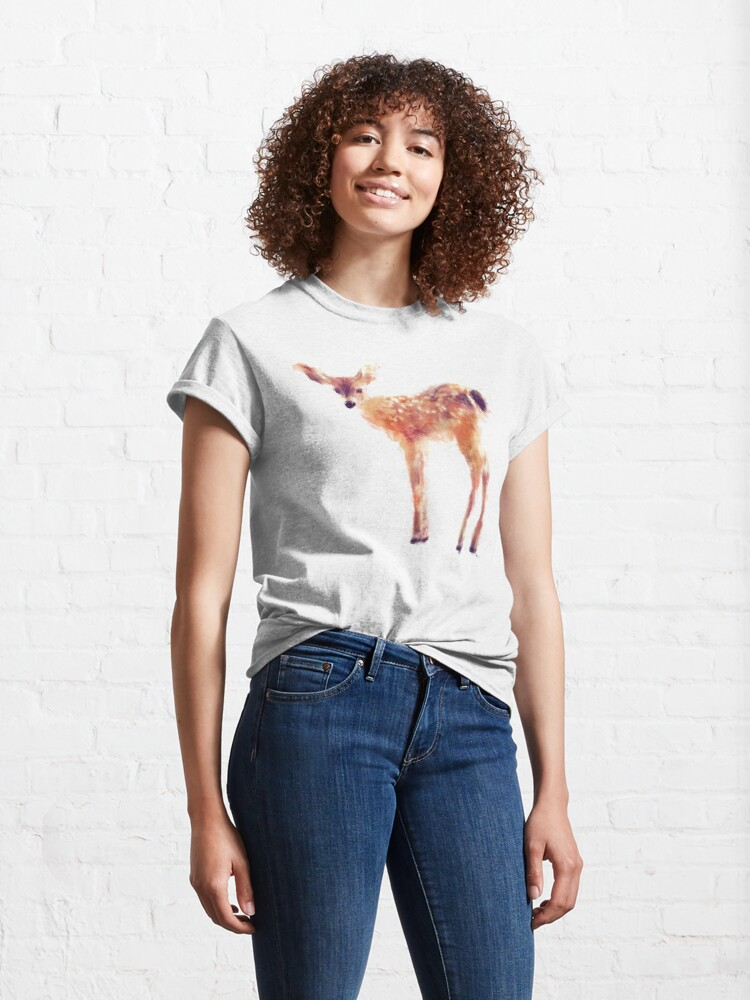 Alternate view of Fawn Classic T-Shirt