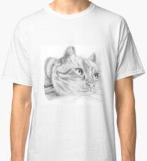 Pencil cat Classic T-Shirt