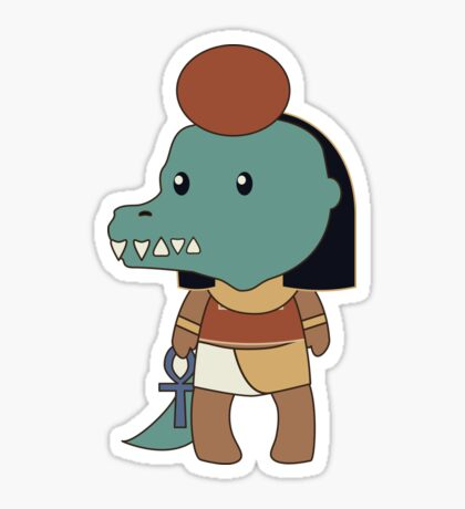 Tiny Sobek Sticker