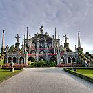 Borromeo's Gardens - The Triumph by paolo1955