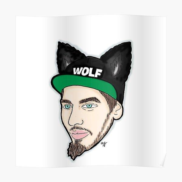 KingWolf Poster
