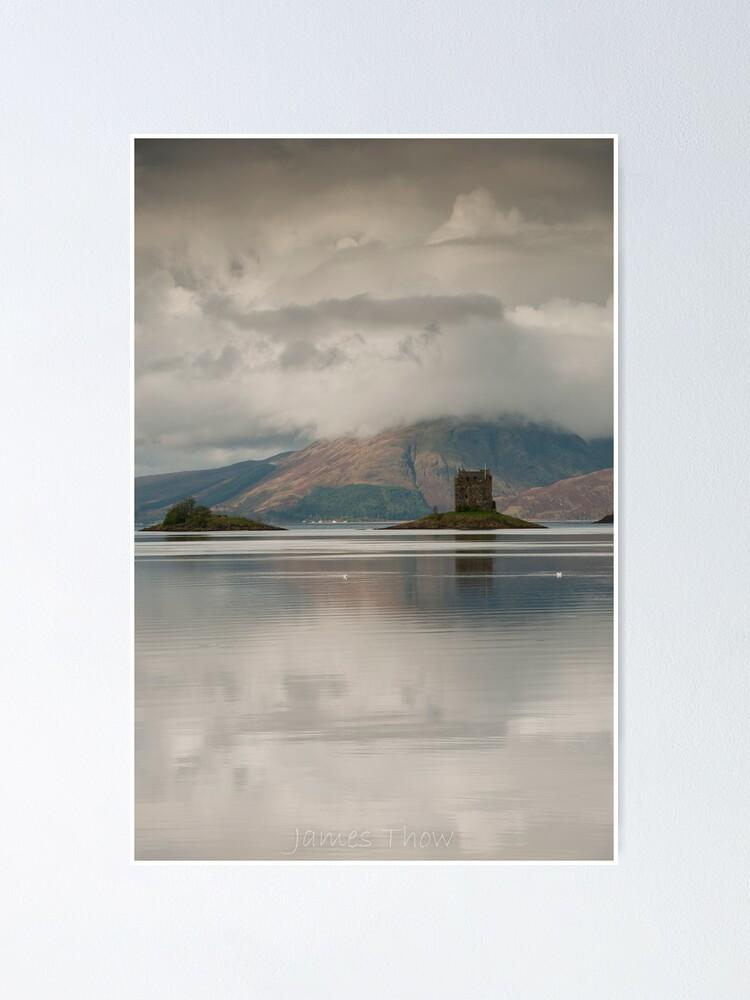 Alternate view of Castle Stalker Poster