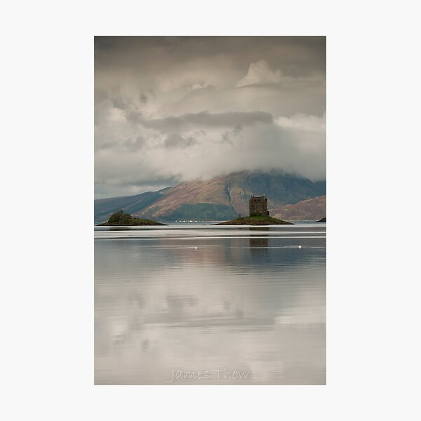 Castle Stalker Photographic Print