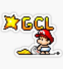 Baby Mario Sticker