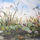 Pond Life (2) by Joe Trodden