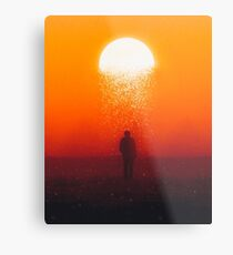 Moonfall Metal Print