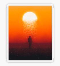 Moonfall Transparent Sticker
