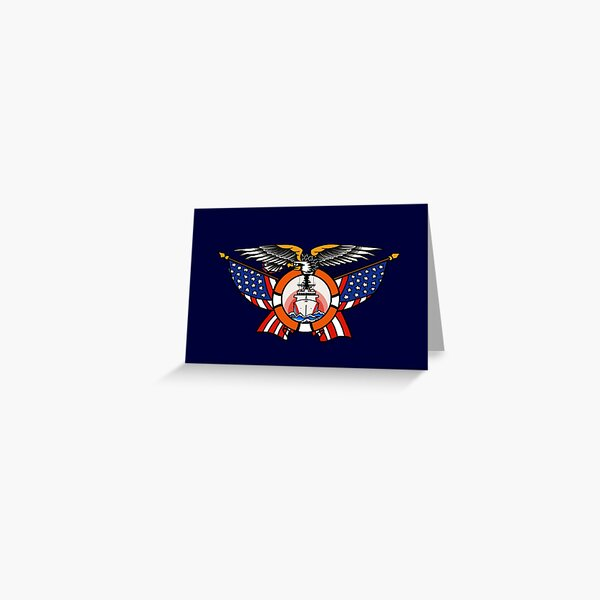 American Cutters - NSC Greeting Card