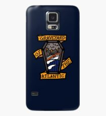 Graveyard of the Atlantic - 45 RB-M Case/Skin for Samsung Galaxy