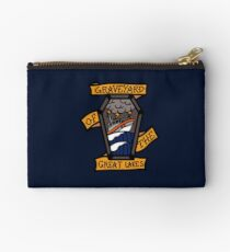 Graveyard of the Great Lakes - 45 RB-M Zipper Pouch