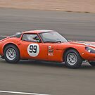 Marcos 1800 GT by Willie Jackson