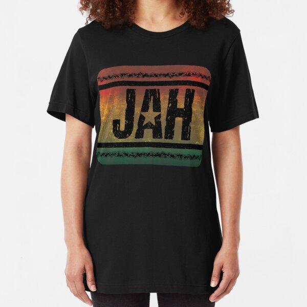 JAH Slim Fit T-Shirt